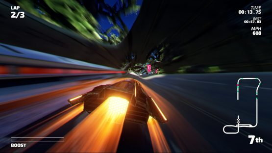 Fast RMX Racing Review - 1