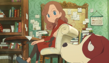 Real World Puzzle Campaign for Layton's Mystery Journey Launched