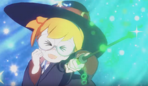 Little Witch Academia First Gameplay Trailer
