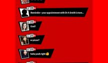 Persona 5 IM App Available for Android