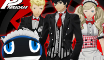 Free Persona 5 DLC Brings Maid and Butler Costumes