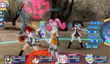 Superdimension Neptune VS Sega Hard Girls Now Available on Steam