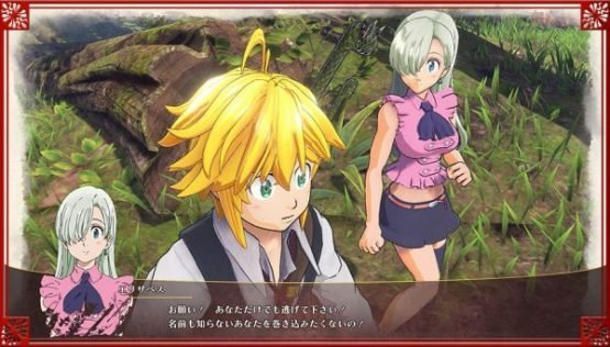 Seven Deadly Sins Game Adaptation Announced for PS4 1