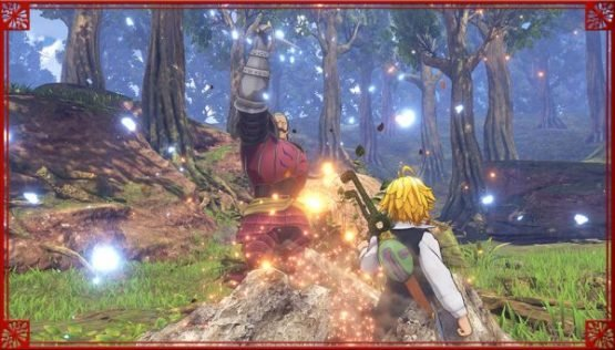 Seven Deadly Sins Game Adaptation Announced for PS4 2