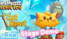 20 Minutes of Cat Quest Gameplay – MCM May 2017 Stage Presentation