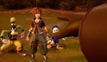 Kingdom Hearts III E3 Trailer Takes Us to Mount Olympus