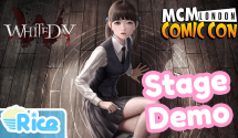 White Day PS4 Demo Gameplay – MCM May 2017 Stage Presentation