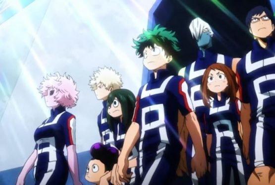 My Hero Academia Stain Confirmed for Season 2, Go Inoue Cast 2