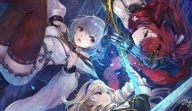 Nights of Azure 2 Trailer is Brief but Teases Big Fights