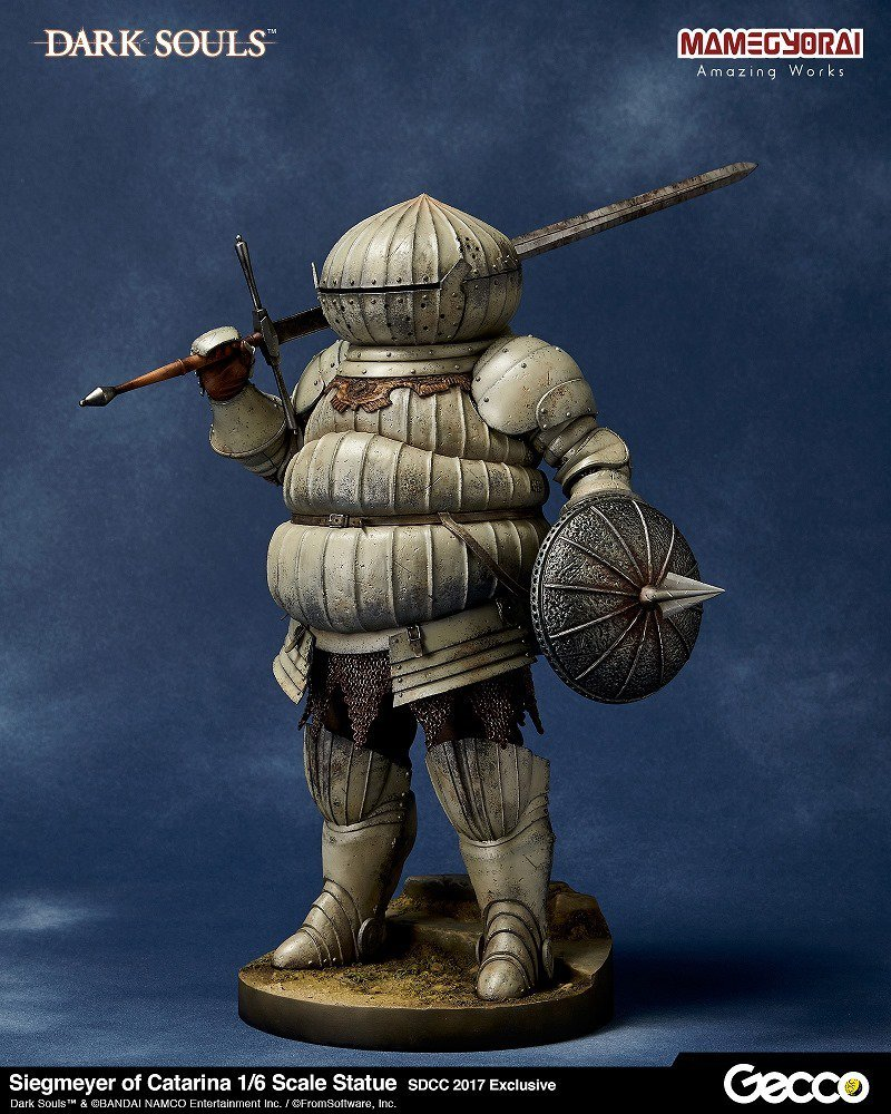 Dark Souls' Onion Knight Statue Is In The Works