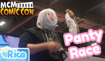 Gal Gun Panty Race at MCM May 2017
