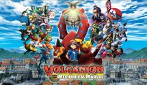 Pokemon the Movie: Volcanion and the Mechanical Marvel Review (Anime)