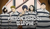 Prison School Review (Anime)