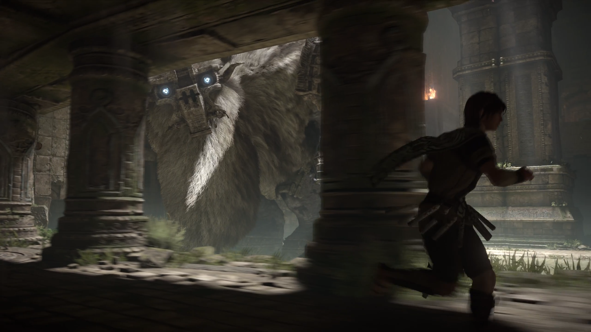 Image result for shadow of the colossus ps4 press screenshots