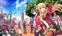 New Trails of Cold Steel Title Headed to PS4, Along with I and II