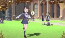 New Little Witch Academia: Chamber of Time Screenshots