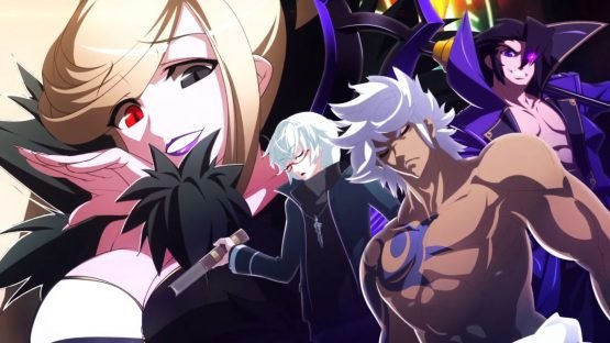 Under Night In-Birth Exe:Late[st] Europe Release Q4 2017
