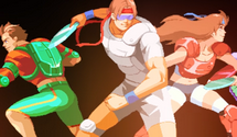 Windjammers Heading to PS4 This August