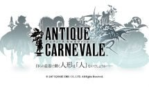 Antique Carnevale Out Now, is Square Enix Styled Chess