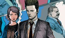 Jake Hunter Detective Story: Ghost of the Dusk Heads West