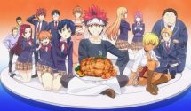Food Wars! Season One Review (Anime)