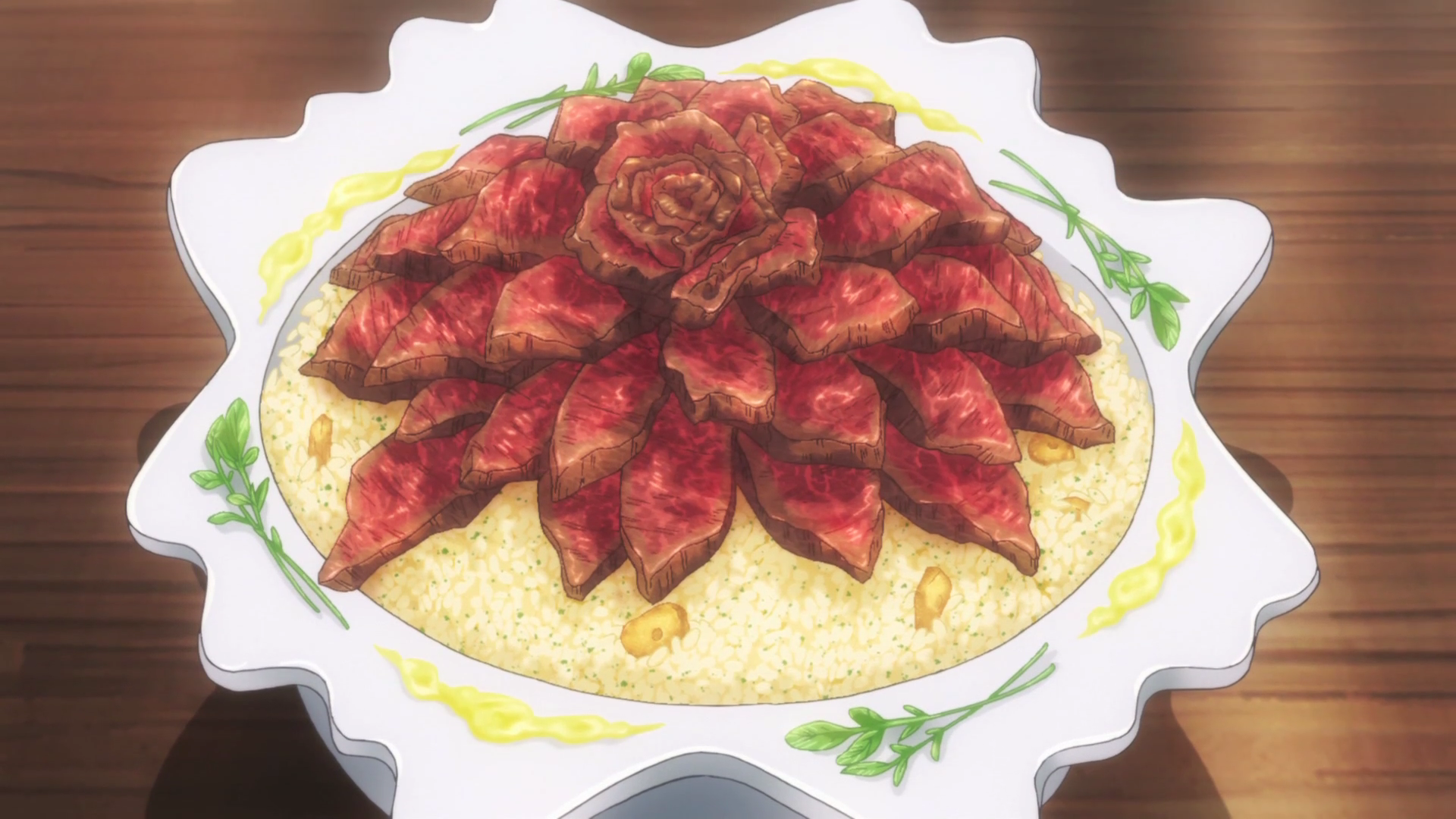 Food Wars English Dub