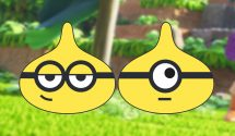 There's an Official Dragon Quest Minion Slime