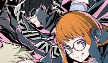 Persona 5 Comic Anthology Volume 3 Due August