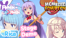 Rabi-Ribi PS4 Gameplay – MCM May 2017 Stage Presentation