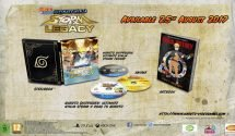 Naruto Shippuden: Ultimate Ninja Storm Legacy Set for August