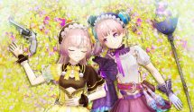 Atelier Lydie & Soeur: Alchemists of the Mysterious Painting Details