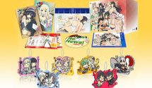 Senran Kagura Burst Re:Newal Nyuu Nyuu DX Pack Revealed for Japan