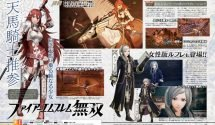 2 New Fire Emblem Warriors Characters Announced