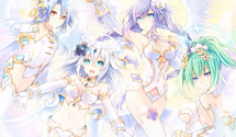 Cyberdimension Neptunia: 4 Goddesses Online Opening Video