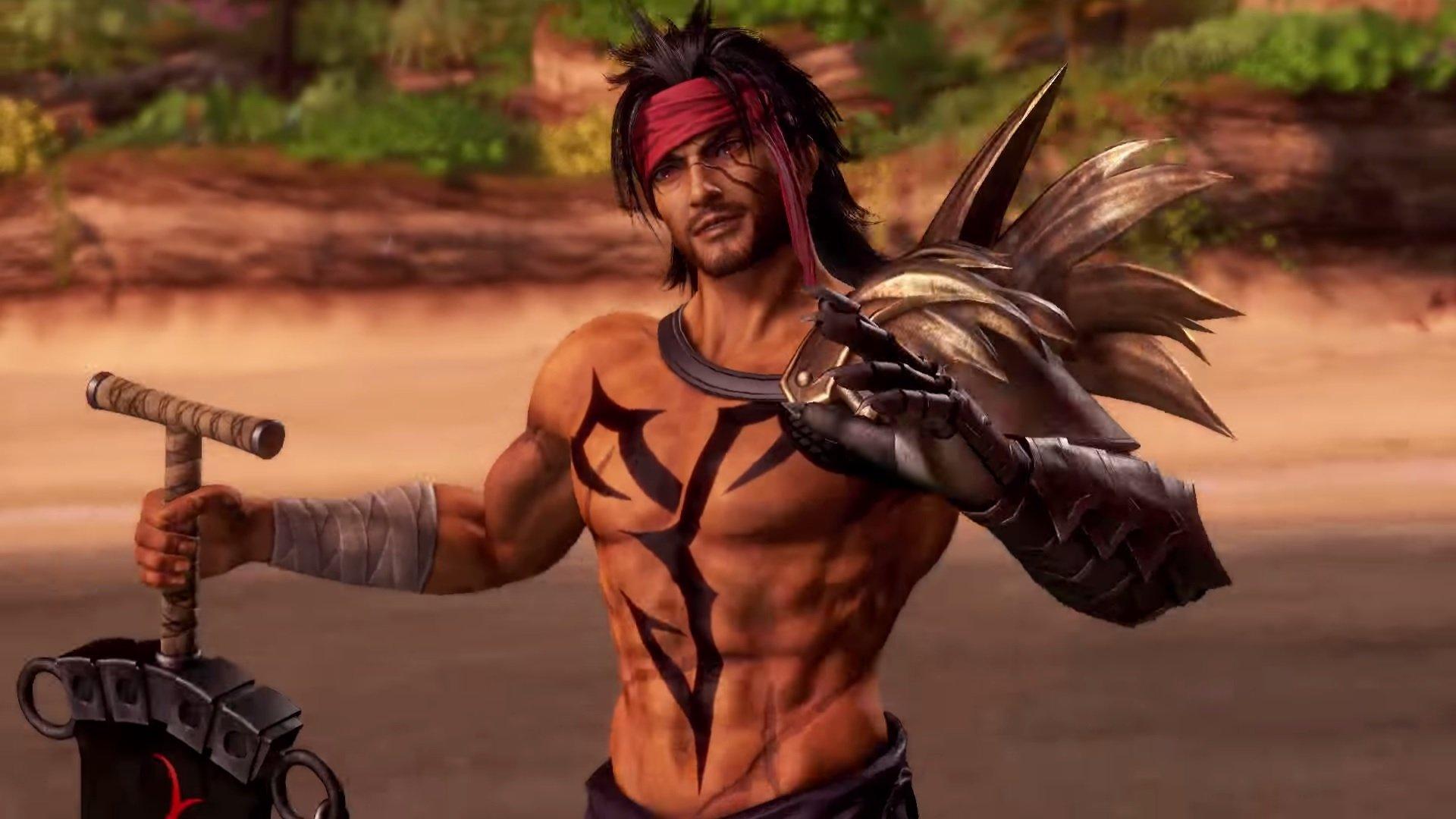 Bilgewater Swain Looks Like Jecht From Final Fantasy 10