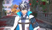 Fate/Extella Link Screenshots Show Charlemagne, New Master Design