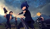 Final Fantasy XV: Pocket Edition Reveal Trailer