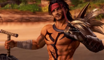 Jecht Joins Final Fantasy Dissidia