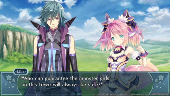 moero chronicle review