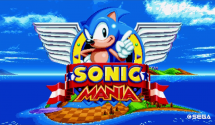 Sonic Mania Bonus Stages, Time Attack Mode and Special Stages