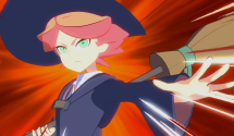 Little Witch Academia: Chamber of Time Story Trailer Released
