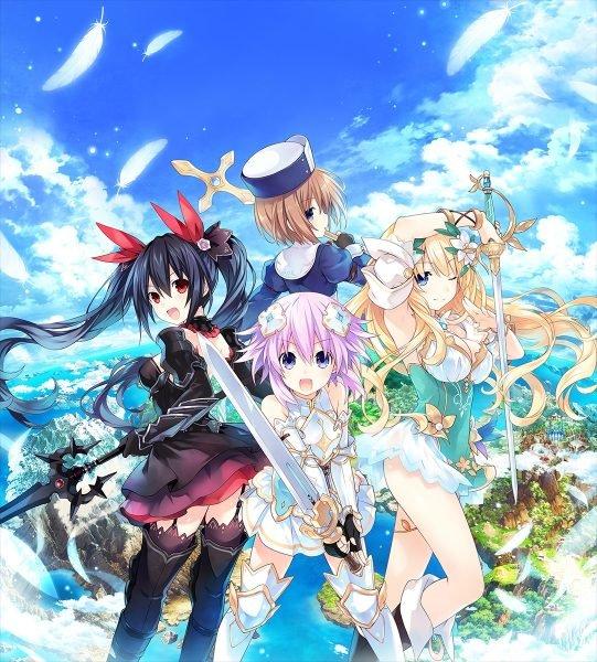 4 Goddesses Online Release