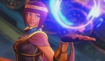 Menat is Street Fighter's First Egyptian Character