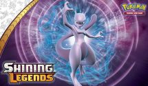 Pokémon TCG Shining Legends Expansion Announced for October