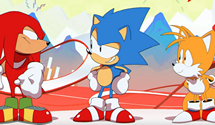 Sonic Mania's Opening Is a Blast From the Past