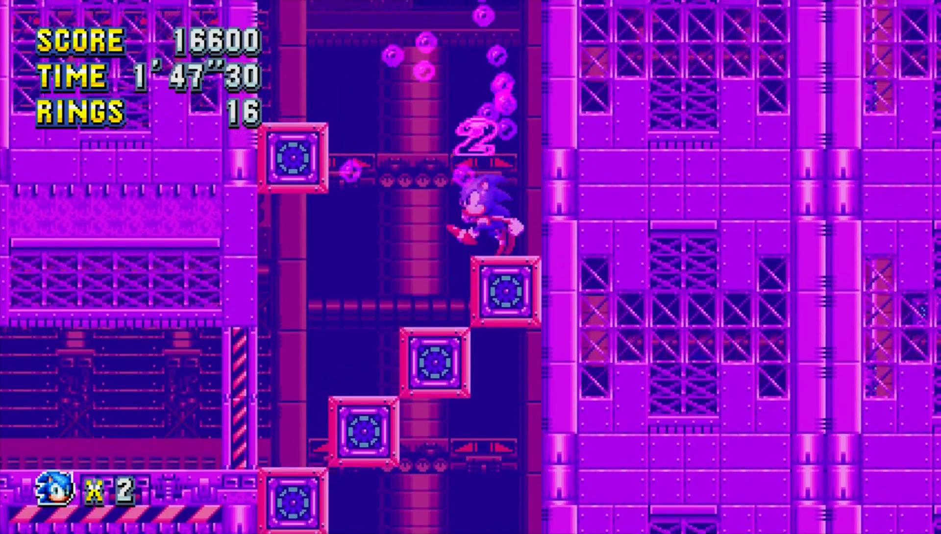 Sonic Mania Review - A Lesson From the Classics (PS4) - Rice Digital