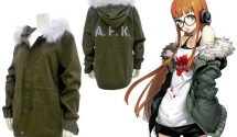 Cospa to Release Persona 5 Jackets Supervised by Shigenori Soejima