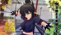 First Senran Kagura Burst Re:Newal Trailer Released