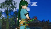 Nintendo Direct Fire Emblem Warriors Trailer Confirms Lyn