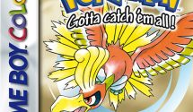 Pokémon Gold Outsells Silver on UK Virtual Console Because It's the Better Game